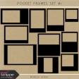 Pocket Frame Templates Kit