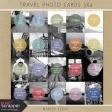 Travel Photo Cards 3x4 Kit