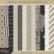 World Traveler Papers Kit #2