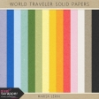 World Traveler Papers Kit - Solids