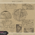 Map Stamps Kit