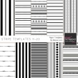 Stripe Paper Template Kit (11-20)