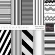Stripe Paper Template Kit (81-90)