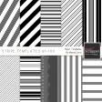 Stripe Paper Template Kit (91-100)