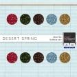 Desert Spring Glitters Kit