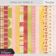 Spring Fields Papers Kit #1