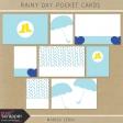 Rainy Day Pocket Cards Kit