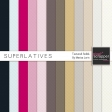 Superlatives Textured Solids Kit