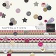 Superlatives Ribbons & Buttons Kit