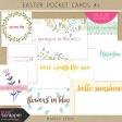 Easter Pocket Cards Kit #1