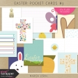 Easter Pocket Cards Kit #3
