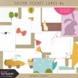 Easter Pocket Cards Kit #5