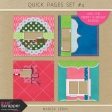 Quick Pages Kit #4