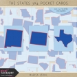 The States 3x4 Pocket Cards Kit