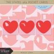 The States 4x4 Pocket Cards Kit