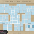 Doodle Pocket Page Templates