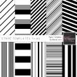 Stripe Paper Template Kit (71-80)