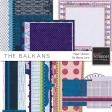 Balkans Paper Clusters Kit