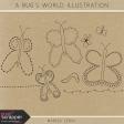A Bug's World Illustration Kit