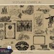 Scotland Stamps Kit #2