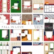 Fall in Love Quick Pages Kit (8x11)