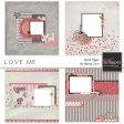 Love Me Quick Pages Kit