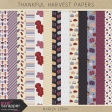 Thankful Harvest Papers Kit