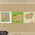 Quick Pages Kit #20