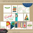 Let's Get Festive Pocket Cards Kit