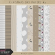 Christmas Day Papers Kit #3