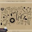 Christmas Day Stamps Kit