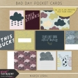 Bad Day Pocket Cards Kit