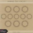 Unwind Text Circle Kit