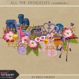 All The Princesses - Elements