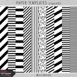 Paper Templates - Stripes 02