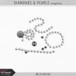 Diamonds & Pearls - Templates
