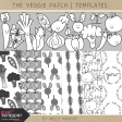 The Veggie Patch - Templates