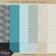 Winter Arabesque - Papers