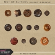 Best Of Buttons - Volume 1.2: Brown