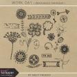 Work Day - Zentangle Doodles