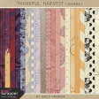 Thankful Harvest - Papers