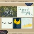 Sweet Dreams - Journal Cards