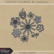 Crochet Flowers No.2 - Templates