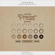 Style No.38: Letterpress
