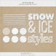 Style No.46: Ice & Snow