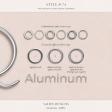 Style No.74: Aluminum