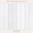 White Cardboard Textures Vol.II