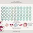 Style No.84:Enamel Pin