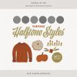 Style No.95: Halftone Styles