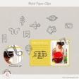 Metal Paper Clips Kit